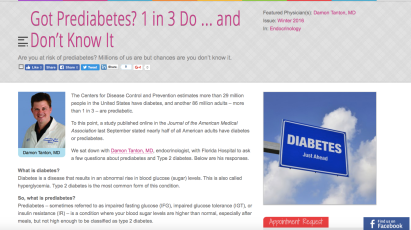 Endocrinology_Prediabetes?