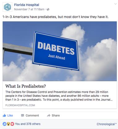 Diabetes Campaign_Facebook